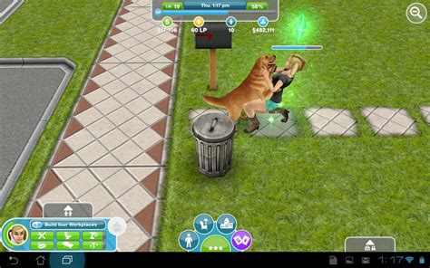 sims 3 free android the sims freeplay android review hd htc desire fanatics