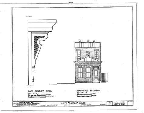 sketch book wiki file sketch of shotgun house louisville kentucky gif