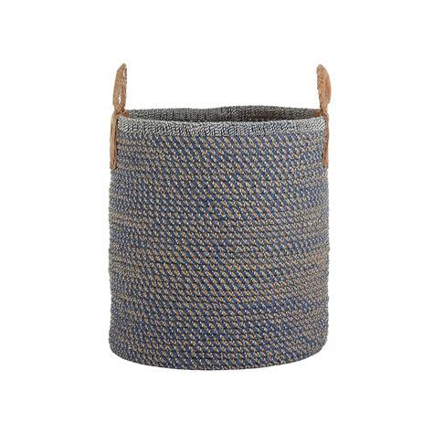 Amara Blus buy nkuku indra coil basket blue amara