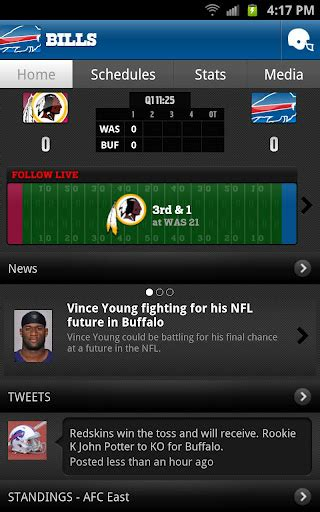 nfl mobile android nfl mobile highlights during the