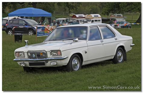 1972 Vauxhall Victor Photos Informations Articles
