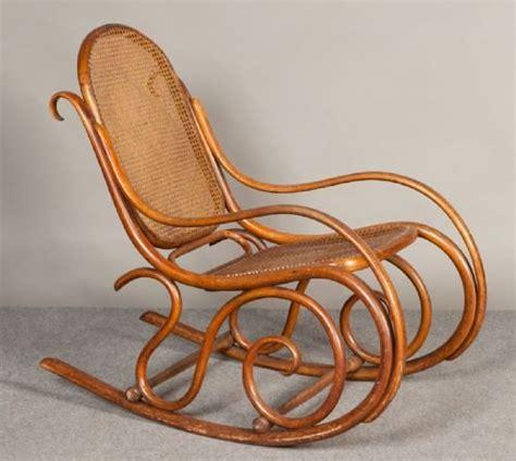 antique thonet chair bentwood rocker 19th thonet bentwood rocking chair 119866 sellingantiques co uk