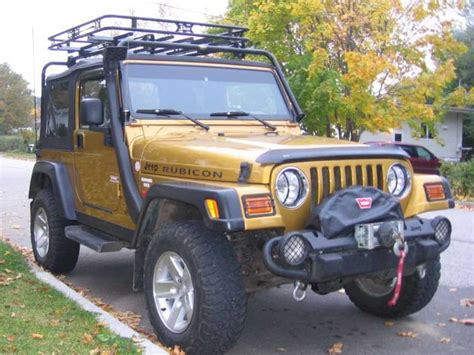 Clermont Jeep 03 Tj Rubicon By Guillaume D Of Clermont Canada