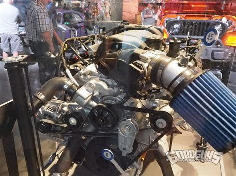 392 Hemi Crate Engine by Now It S Easier To Roll With Modern Hemi Engines In