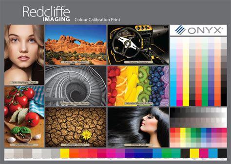 color calibration image calibration print