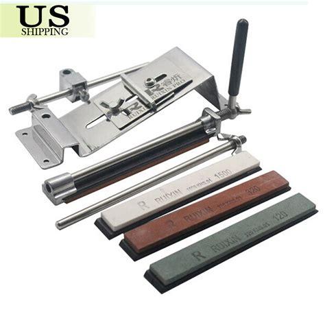 sharpening angle for kitchen knives kitchen knife sharpener professional sharpening system fix