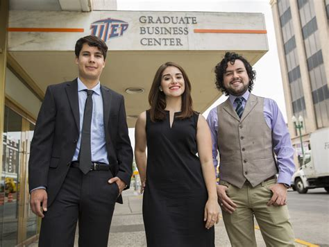 Utep Executive Mba by Personal Statement Mba