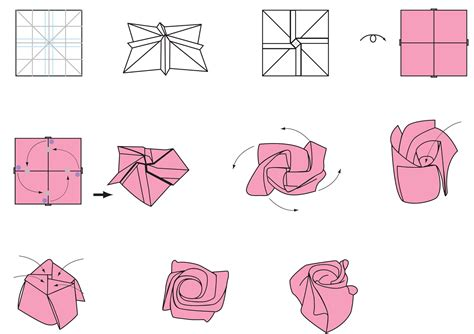 origami easy origami folding how to