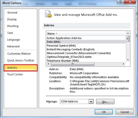 word 2010 templates and add ins ribbon customization for ms office word 2010
