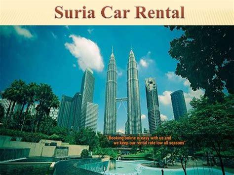 List Of Car Rental In Kuala Lumpur Best Car Rental Kuala Lumpur