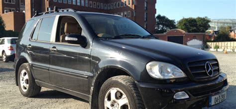 2004 mercedes suv 2004 mercedes ml350 auto suv 7 seater 4x4 for sale in