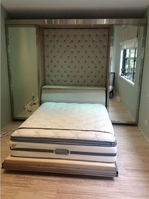 Murphy Beds A Nyc Tradition That S Better Than Ever Myhome Design Remodeling