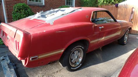 ford mustang mach   code  cobra jet  sale