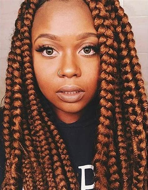 17 best images about jumbo braids on pinterest big box 17 best ideas about jumbo box braids on pinterest thick