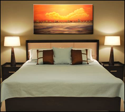 paintings for bedroom spring lake painting