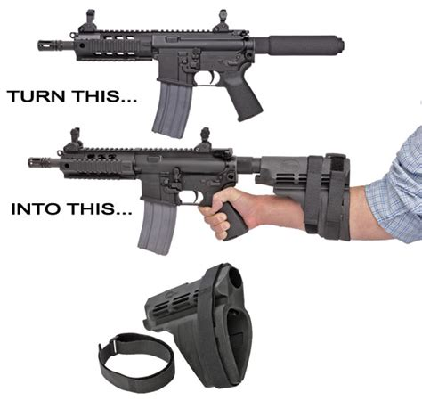ar15 pistol fde with sig sauer sb15 pistol brace and noveske kx3 pig sig sauer pistol stabilizing brace kit fde w buffer t