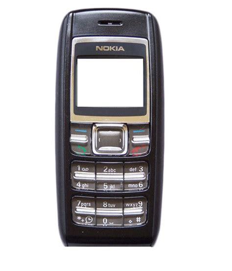 Kypad Nokia N82 Original nokia 1600 original front with keypad 2 pcs black