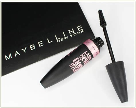 Mascara Mukka Lash Sensational maybelline lash sensational fan effect mascara review comparison makeup your