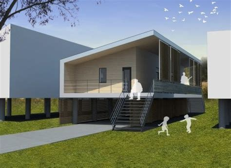german passive house design passive house design from canada wins competition for new orleans treehugger
