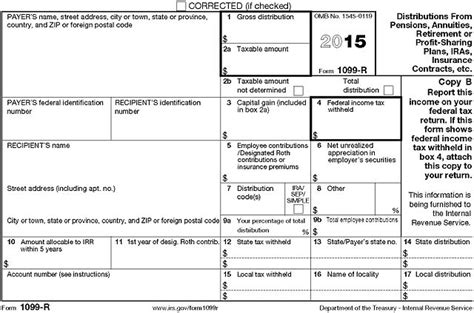 irs 1099 misc template file form 1099 r 2015 jpg wikimedia commons
