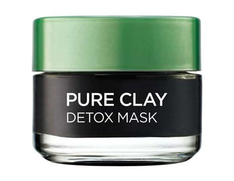 L Oreal Detox Clay Mask Review by Why Everyone Needs To Try The L Oreal Clay Detox Mask