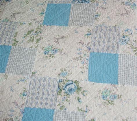 Patchwork Quilt Shop - quilt blaue mit bettw 228 sche tollezeit