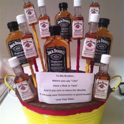 17 Best ideas about Alcohol Basket on Pinterest   Alcohol