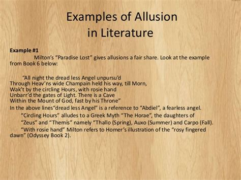 definition of biography in english literature definition of allusion
