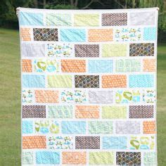 Brick Quilt Pattern Free by Quilt Pattern Brick Wall Quilt Pattern