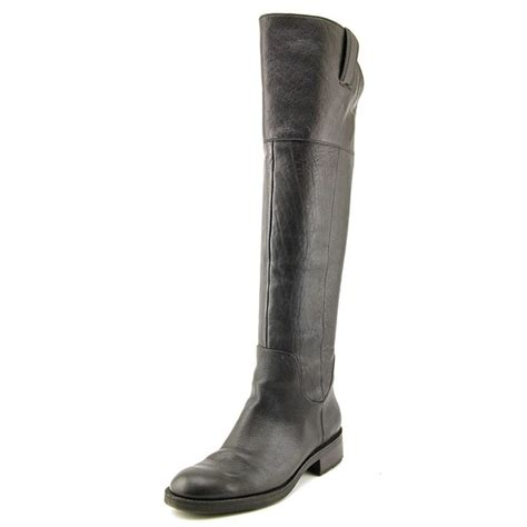 59 enzo angiolini shoes black leather boots