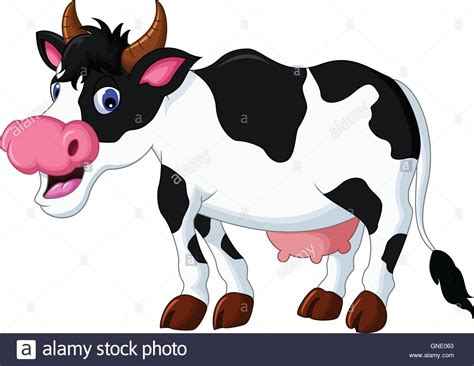 clipart mucca cow stock vector illustration vector