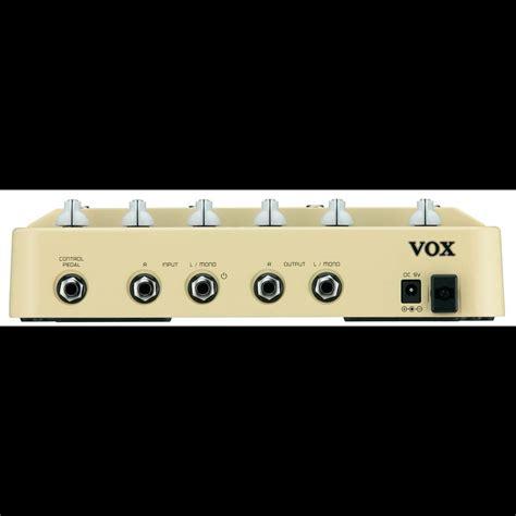 Effect Delay Vox Delay Lab vox delaylab rox uk
