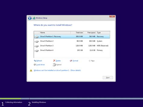install windows 10 new hard drive installing win 10 on a new hard drive solved windows 10