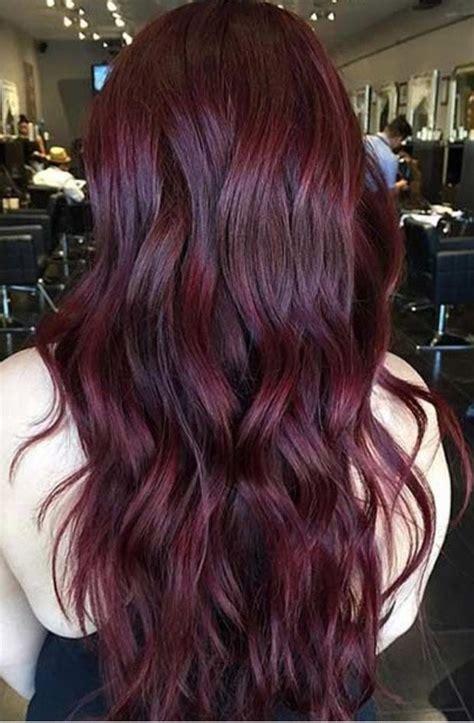 deep burgundy brown hair color 12 best burgundy hair images on pinterest hairstyles