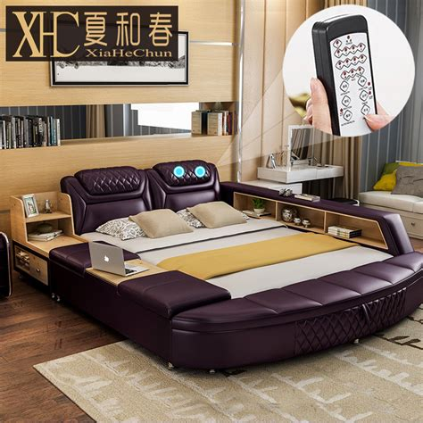 tatami beds usd 1342 67 tatami beds leather beds double beds 1 8 m