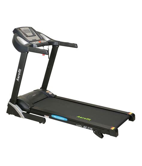 aerofit motorized treadmill buy at best price on