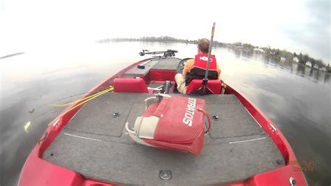 stratos bass boat videos stratos 273 vindicator bass boat youtube