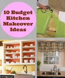 budget kitchen ideas 10 budget kitchen makeover ideas diy cozy home