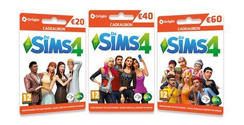 binnenkort zijn de sims 4 cadeaubonnen verkrijgbaar pingu 239 ntech - Sims 4 Gift Card