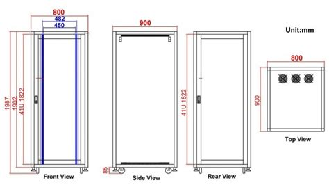 Server Rack Dimensions by 19 Rack Specifications Images Frompo
