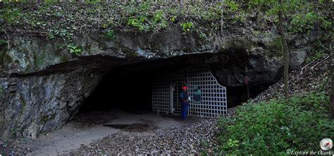 fisher cave at meramec state park explore the ozarks