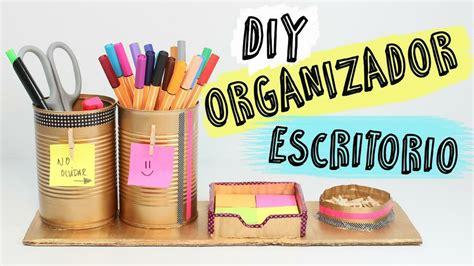 decorar escritorio manualidades ideas para organizar tu escritorio y materiales manualidades