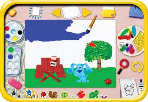 blues clues time activities part 8 tlc blue s clues preschool learning system 2008