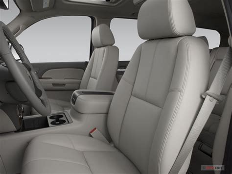 2009 Tahoe Interior by 2009 Chevrolet Tahoe Hybrid Interior U S News World