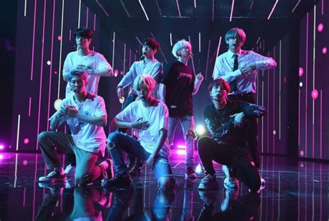 bts ama go behind the scenes for bts performance rehearsal on the
