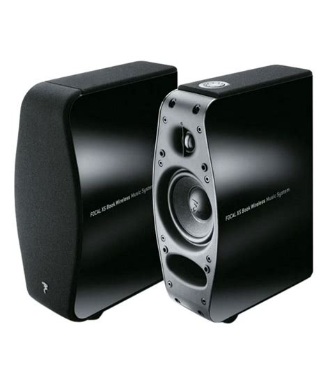 buy focal xs book wireless bookshelf speakers at