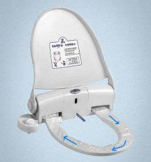 toilet seat warmer battery operated ultratouch heated toilet seat white bowl hogue