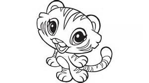 dibujo bonito tigre im 225 genes fotos