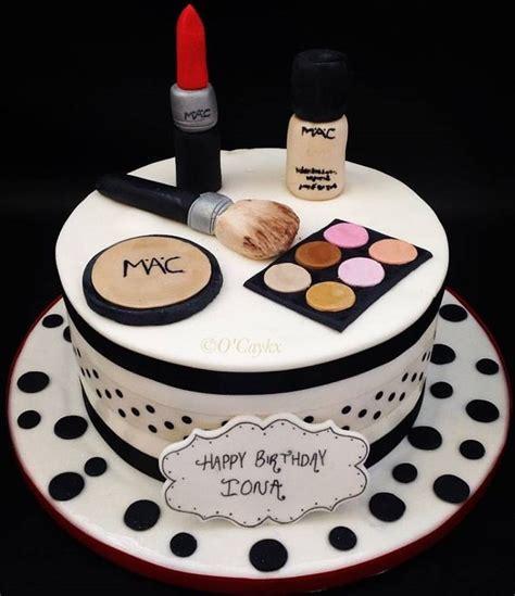 MAC Makeup Cake   Aberdeen