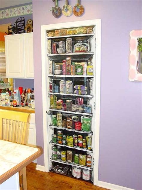 Painted Pantry by Painted Pantry Door Decor Should Be Eclectic And